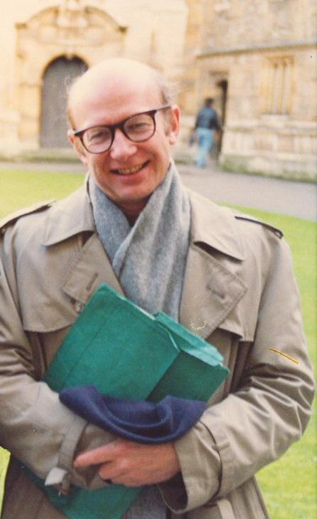 پروفسور جان گرنی