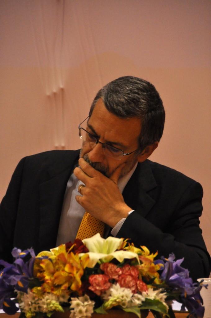 مائورو کونچاتوری ـ سفیر ایتالیا در ایران