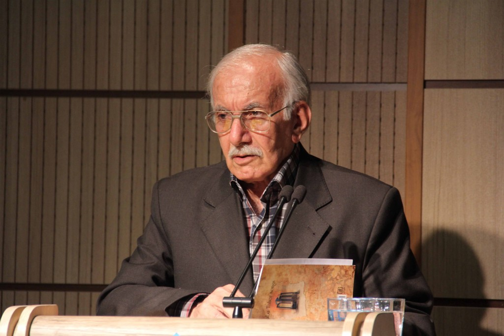 پرویز اذکایی ـ عکس از ژاله ستار