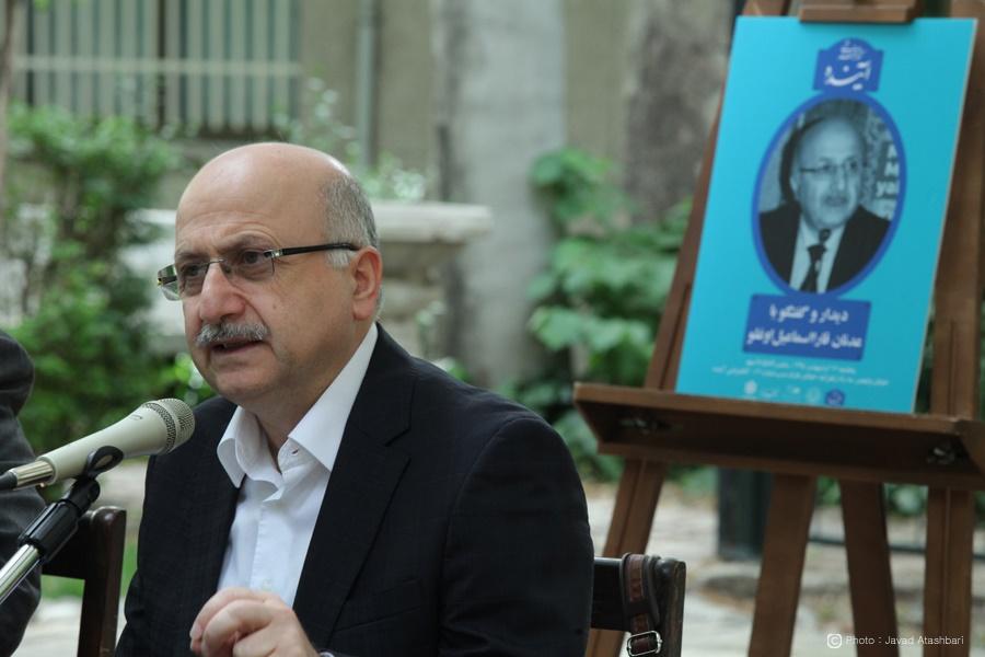 دکتر عدنان اوغلو ـ عکس از جواد آتشباری