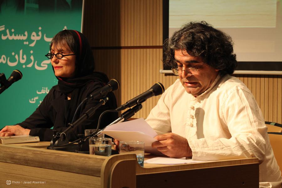 ایلما راکوسا و علی عبداللهی ـ عکس از جواد آتشباری