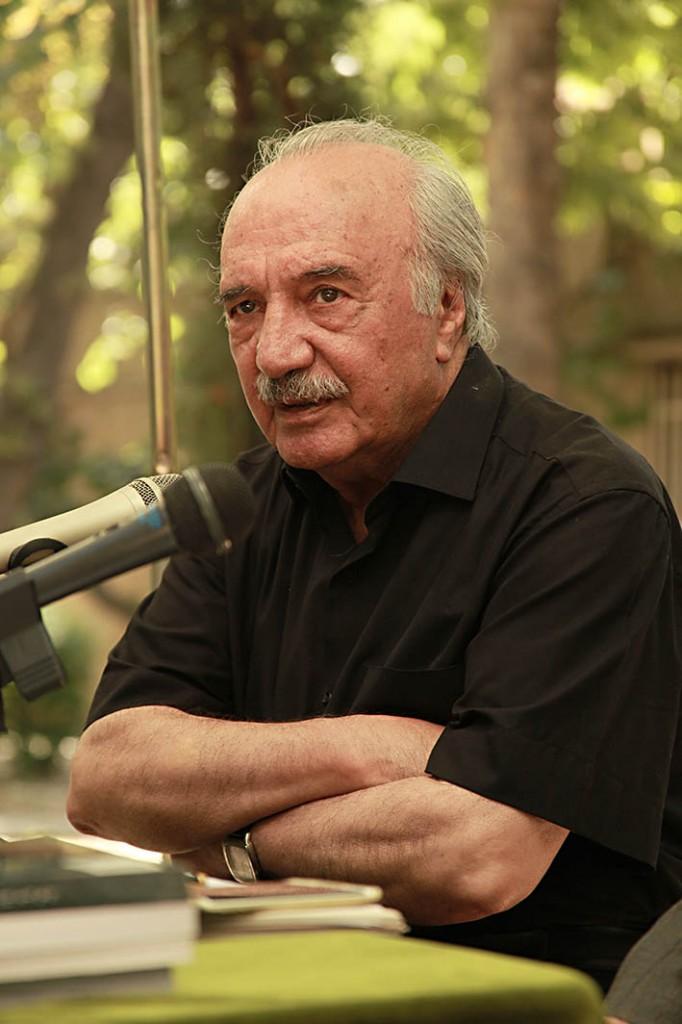 دکتر حسن انوری ـ عکس از مجتبی سالک