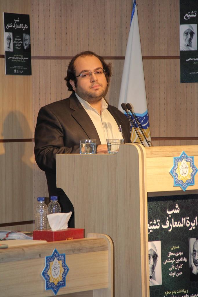 محمد حسین غفاری - عکس از ژاله ستار