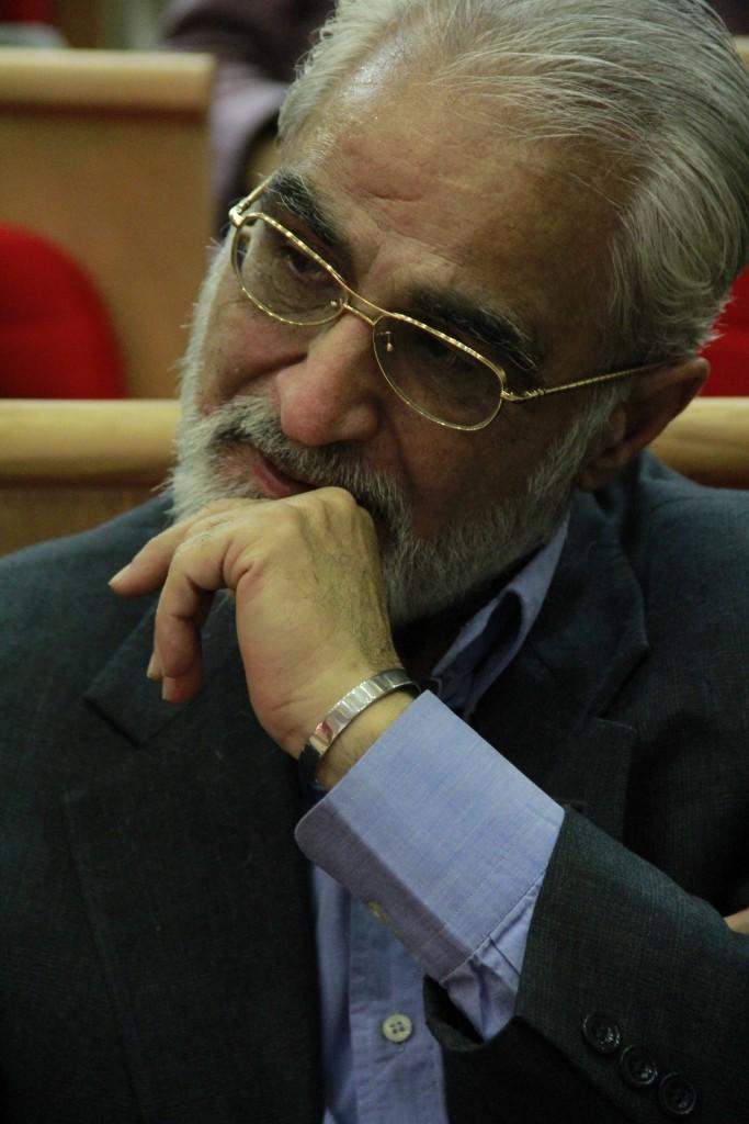 دکتر نصرالله پورجوادی - عکس از ژاله ستار