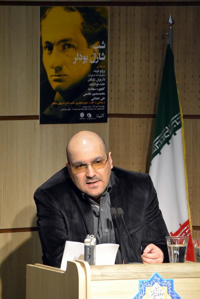 محمد منصور هاشمی ـ عکس از متین خاکپور