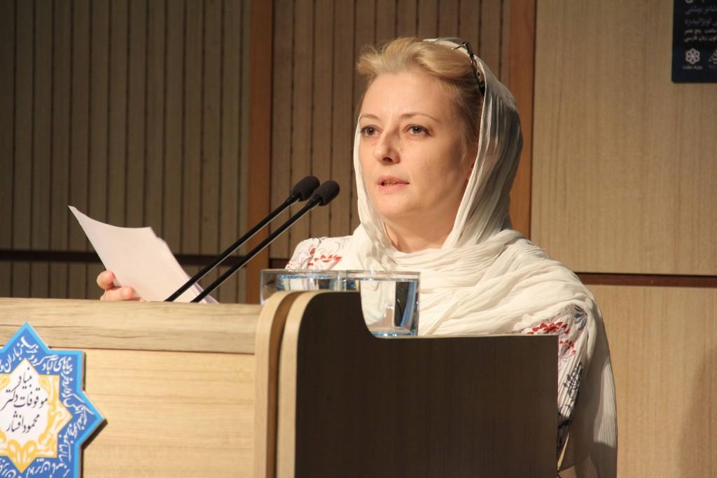 دکتر ماکا ناتادزه - عکس از ژاله ستار