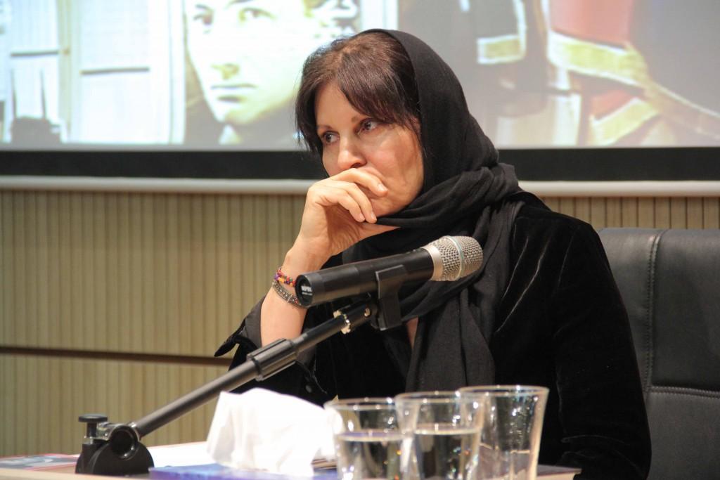 گلچهره سجادیه - عکس از ژاله ستار