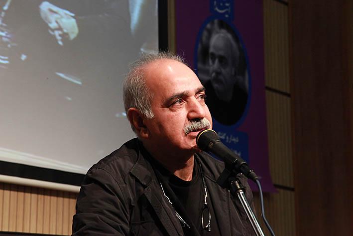 پرویز پرستویی ـ عکس از مجتبی سالک