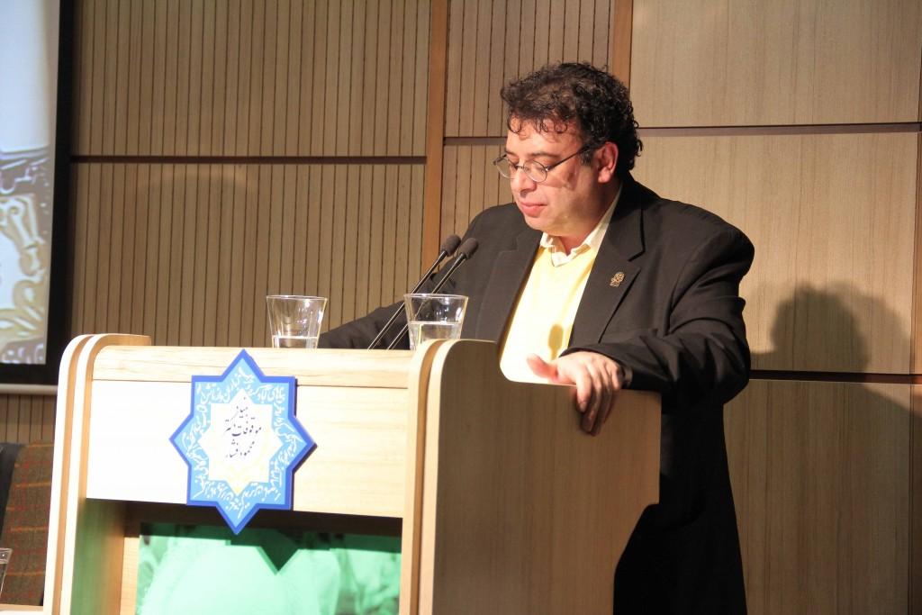 دکتر مهرداد ملک زاده از باستان شناس ادیب سخن می گوید