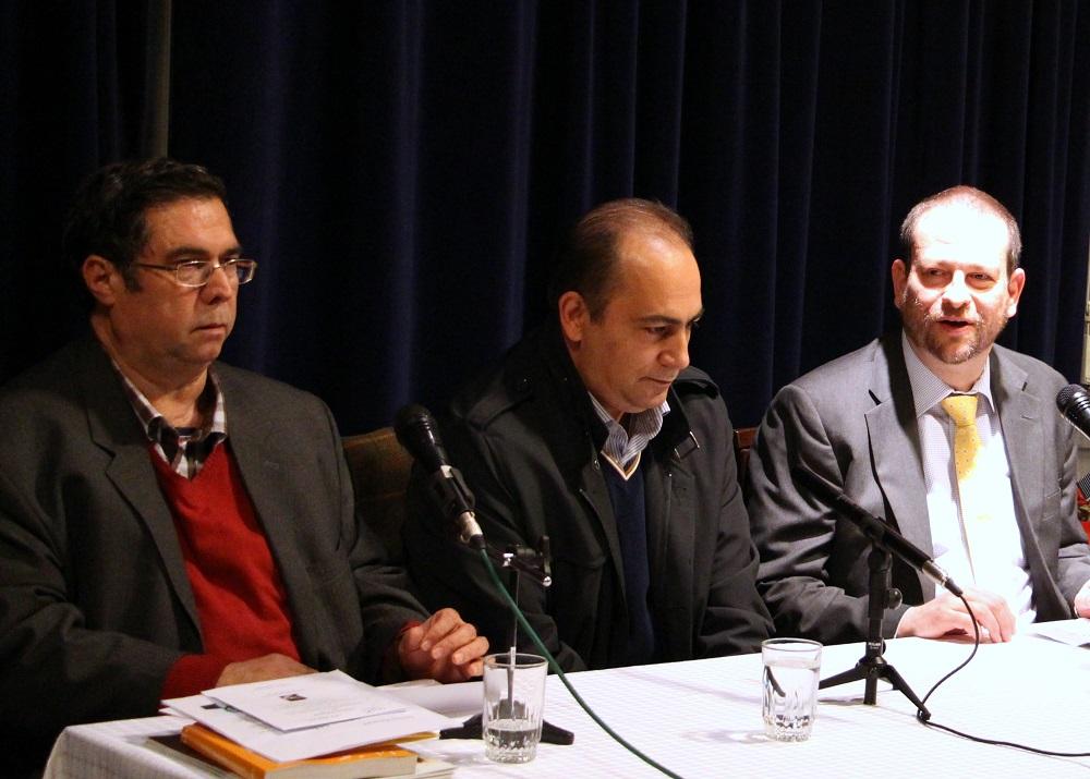 علی دهباشی، سعید فیروزآبادی و توماس کلویبر