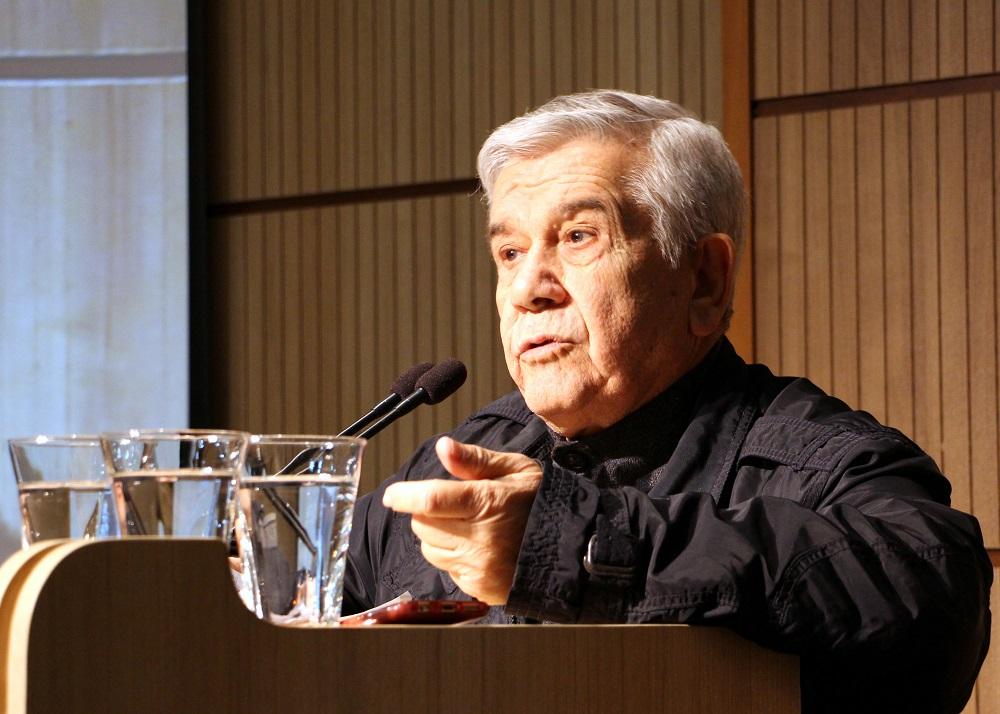 دکتر محمد اسلامی - عکس از مریم اسلوبی