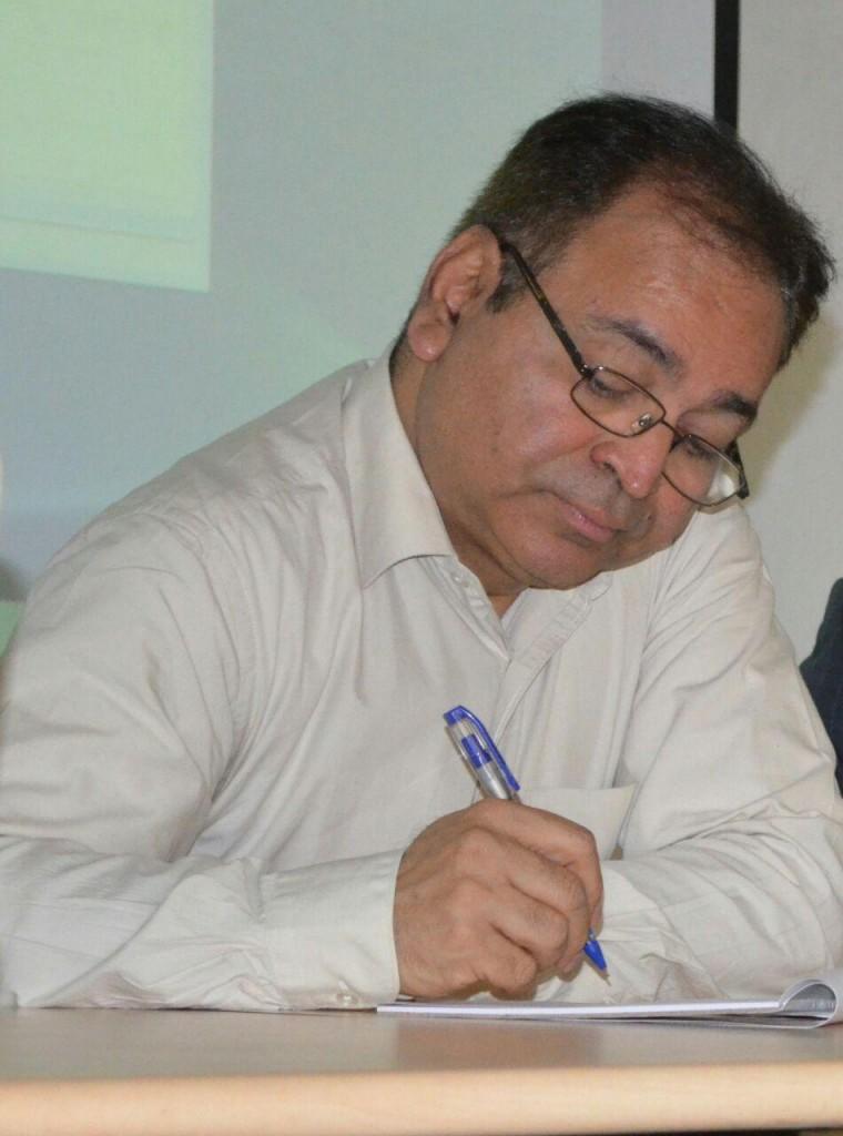 دکتر سید اختر حسین