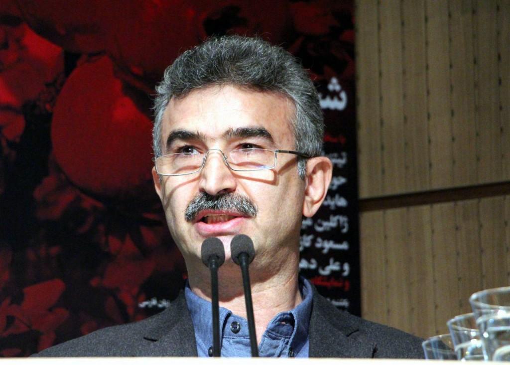 مسعود کازری - مدیر نشر کتاب خورشید