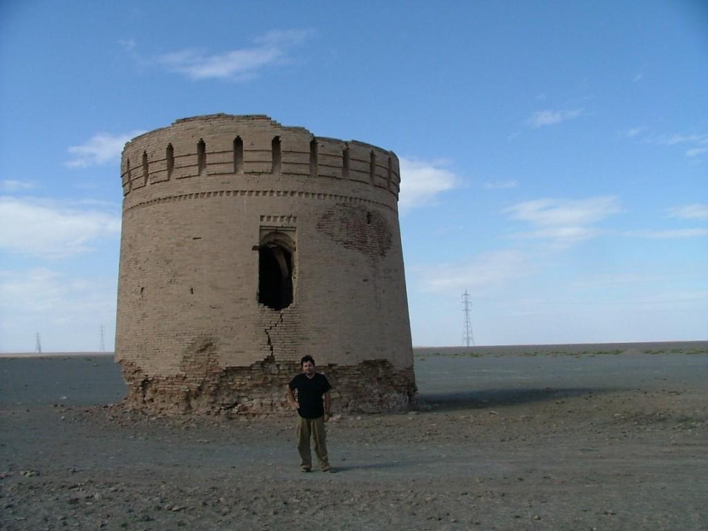 تورج دریایی ،نوگنبد،میانه نائین و یزد، عکس از ایرج افشار.