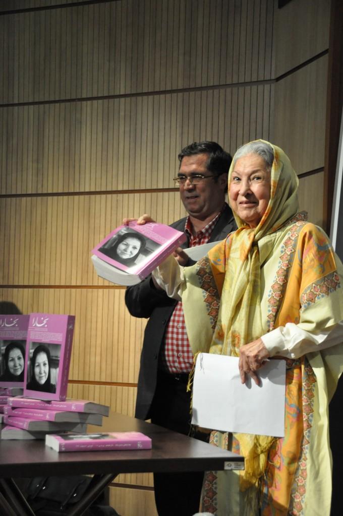 زنده یاد پوری سلطانی - عکس از متین خاکپور
