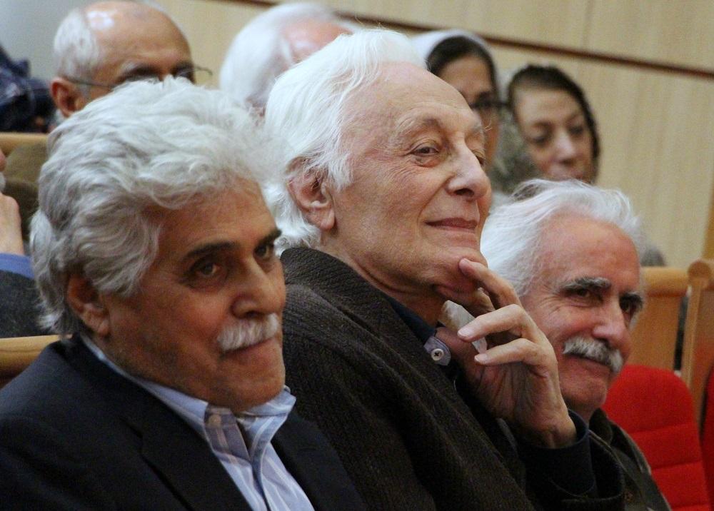 هارون یشایایی، منوچهر انور و محمدرضا اصلانی