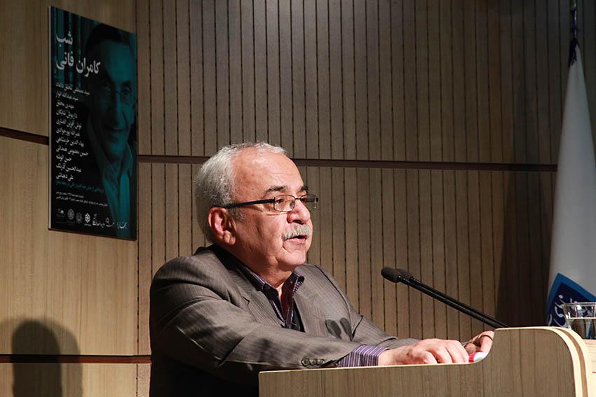 دکتر حسین معصومی همدانی - عکس از مجتبی سالک