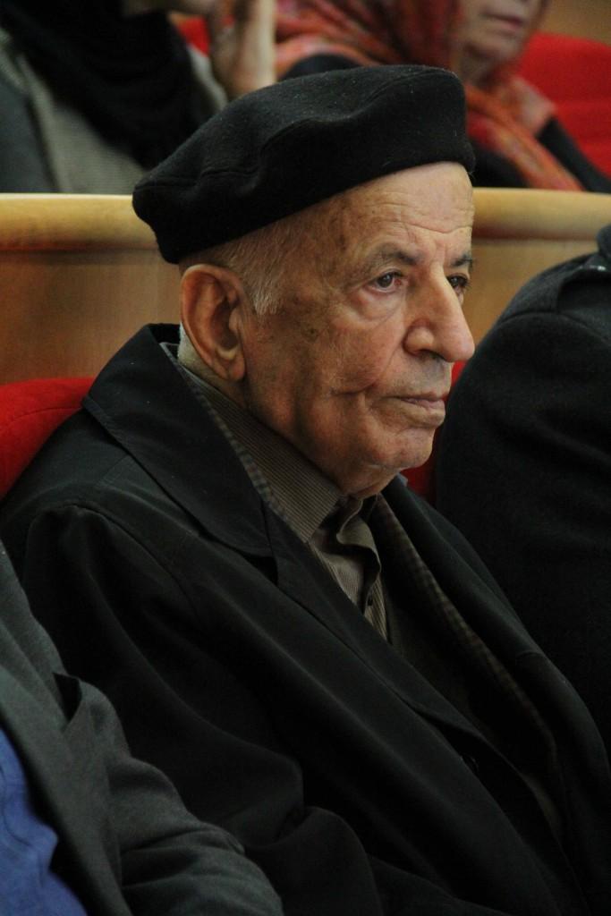 دکتر مهدی محقق - عکس از مجتبی سالک