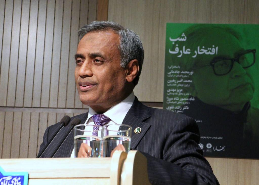 نور محمد جادمانی سفیر پاکستان