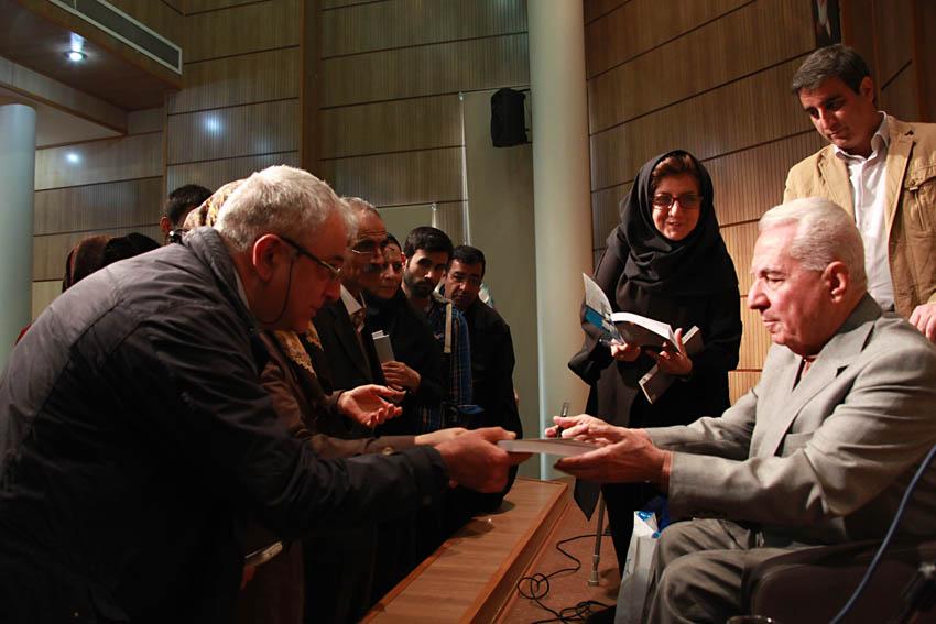 دیدار و گفتگو با محمدتقی غیاثی