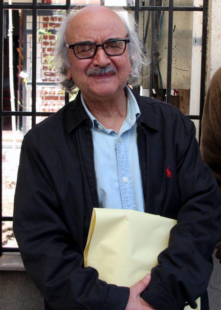 دکتر محمدرضا شفیعی کدکنی - اسفند ۱۳۹۴