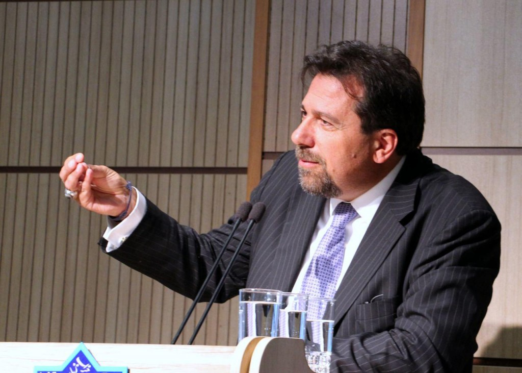 پروفسور کارلو چرتی