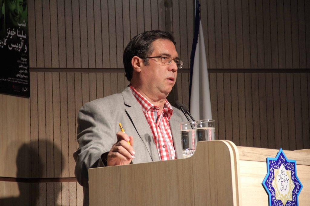علی دهباشی از دکتر بابک صابری و ادبیات کودکان سخن  گفت