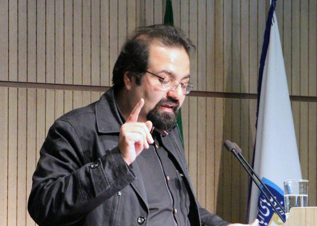 دکتر میلاد عظیمی نظر حبیب یغمایی را درباره ایرج افشار خواند