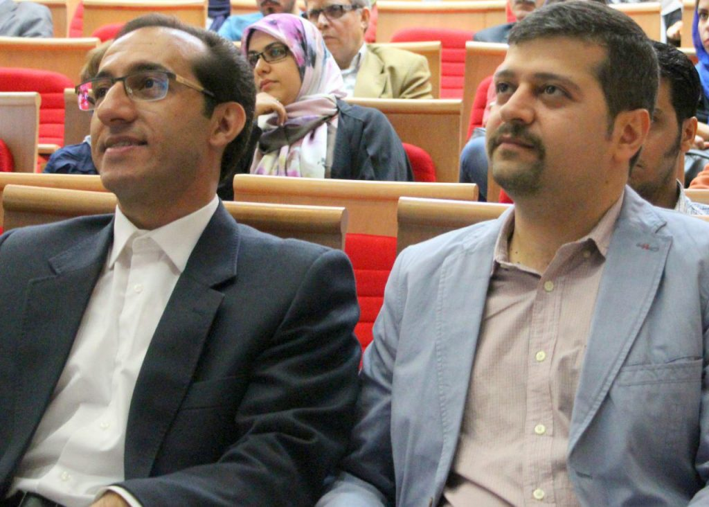 دکتر محمدافشین وفایی و دکتر محمدامیرجلالی
