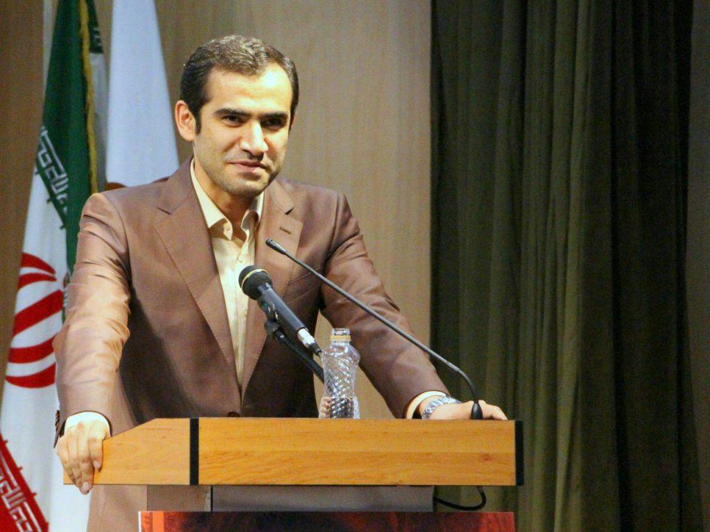دکتر سید مجید حسینی ـ عکس از مریم اسلوبی