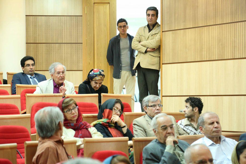 دیدار و گفتگو با علی قیصری