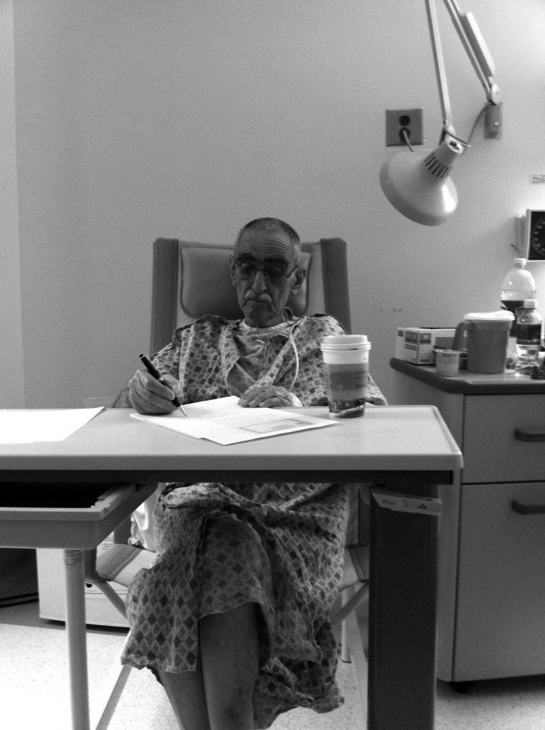 بیمارستان سیدرز ساینای لوس آنجلس ( عکس از آرش افشار) 29 آبان 89