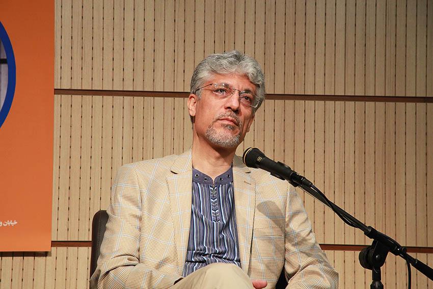 دکتر محمد دهقانی از علاقه اش به کازانتزکیس می گوید