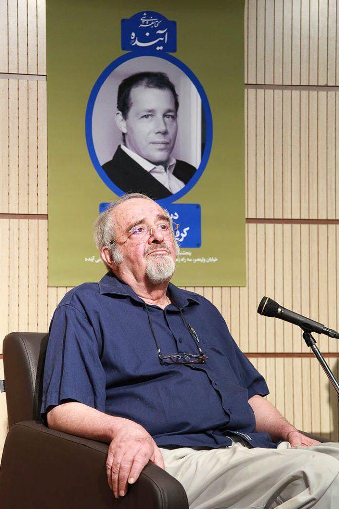دکتر هرمز همایون پور مترحم کتاب «میهن پرست ایرانی، محمد مصدق و یک کودتای انگلیسی ـ آمریکایی»