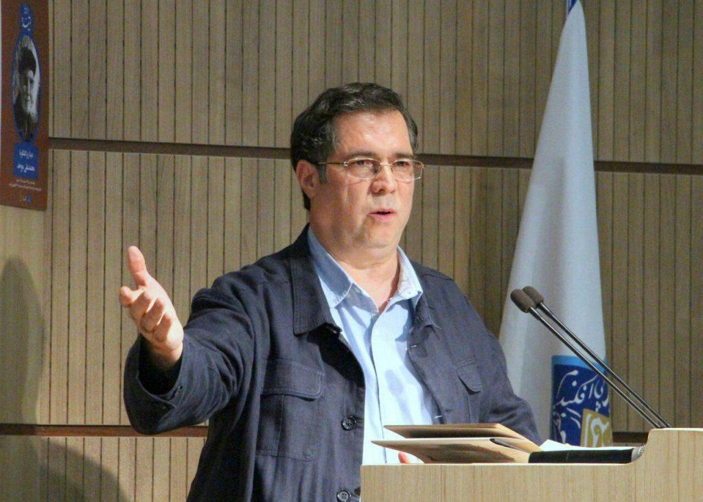 علی دهباشی با یادی از ایرج افشار و محمد زهرایی جلسه را آغاز کرد