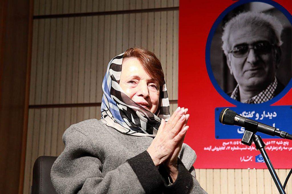 دکتر حورا یاوری در گفتگو با احمد پوری