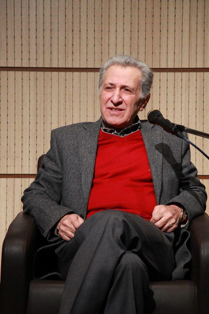 پیام سیروس علی نژاد خوانده شد