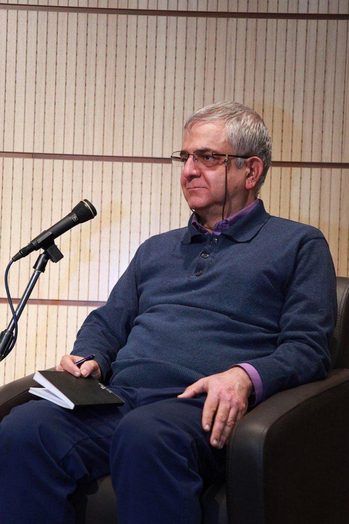 دکتر سرمد قباد در گفتگو با محمدتقی فرامرزی