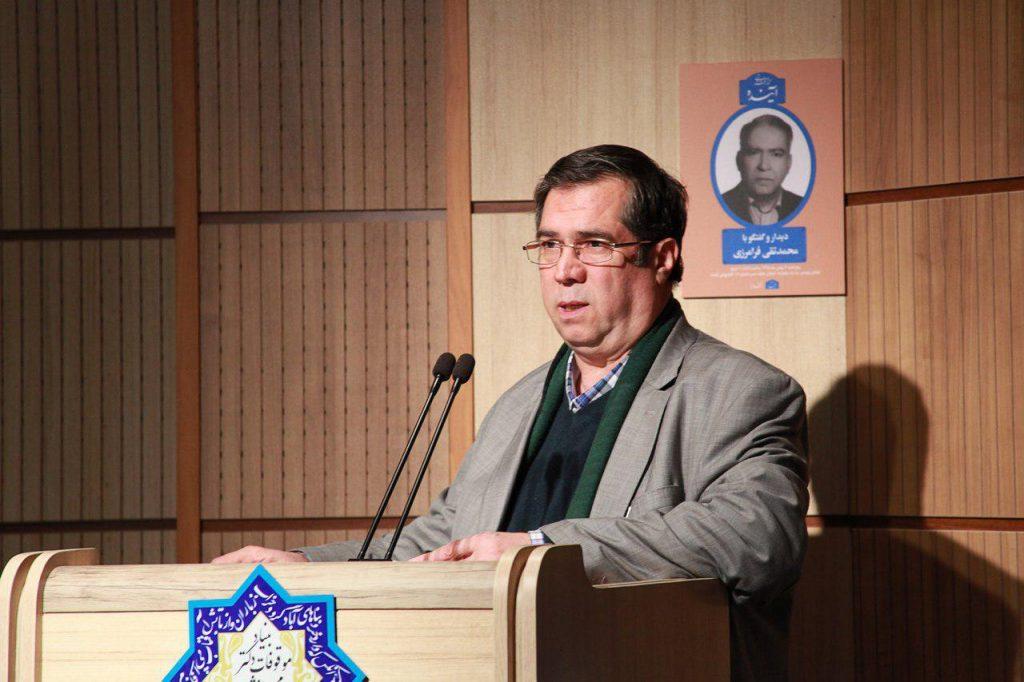 علی دهباشی از ترجمه ها و تألیفات محمدتقی فرامزی سحن گفت