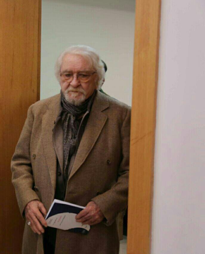 دکتر داریوش شایگان در کانون زبان فارسی