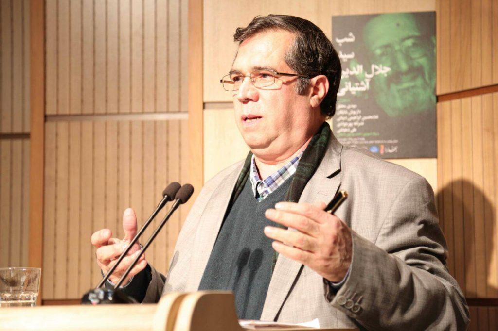 علی دهباشی از انتشار ویژه نامه استاد آشتیانی سخن گفت