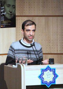 جواد ماه زاده از قصه نویسی در ایران سخن گفت