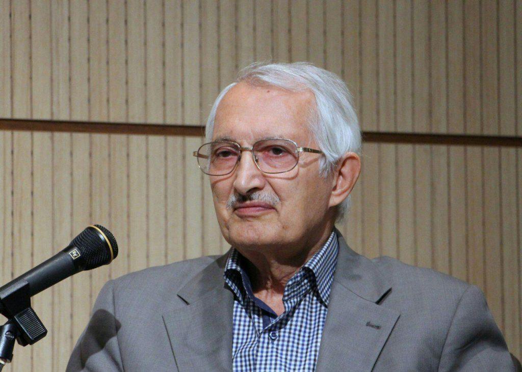 دکتر کاظمی موسوی از آشنایی با پروفسور فلور گفت