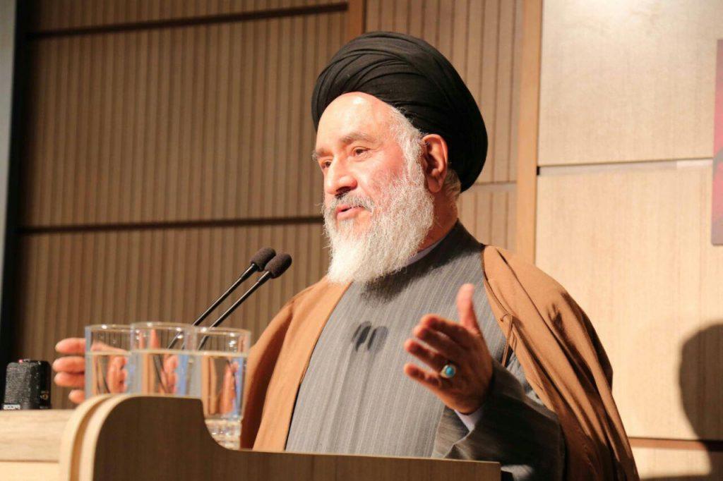 دکتر سید مصطفی محقق داماد از آشنایی خود با مجله توفیق سخن گفت