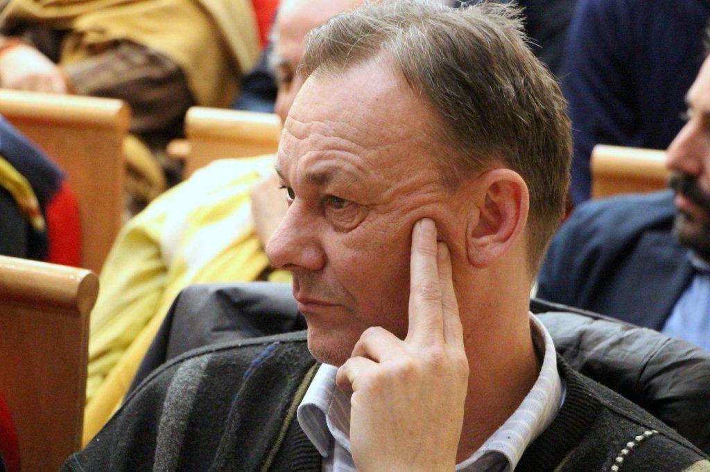 دککتر کلاوس پدرسون، ایرانشناس دانمارکی در شب طنز