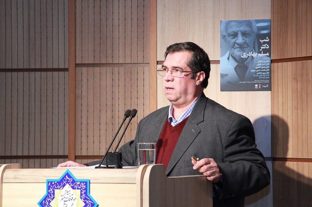 علی دهباشی از زنده یاد ایرج افشار یاد کرد