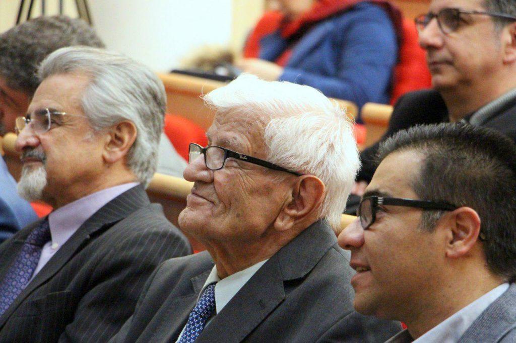 علیرضا قنادان. دکتر مسلم بهادری و دکتر احمد جلیلی