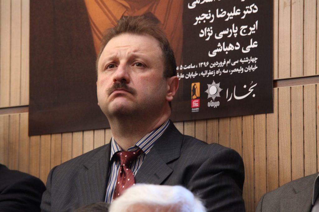 دکتر یزدی نژاد، مدیر موسسه میرماه