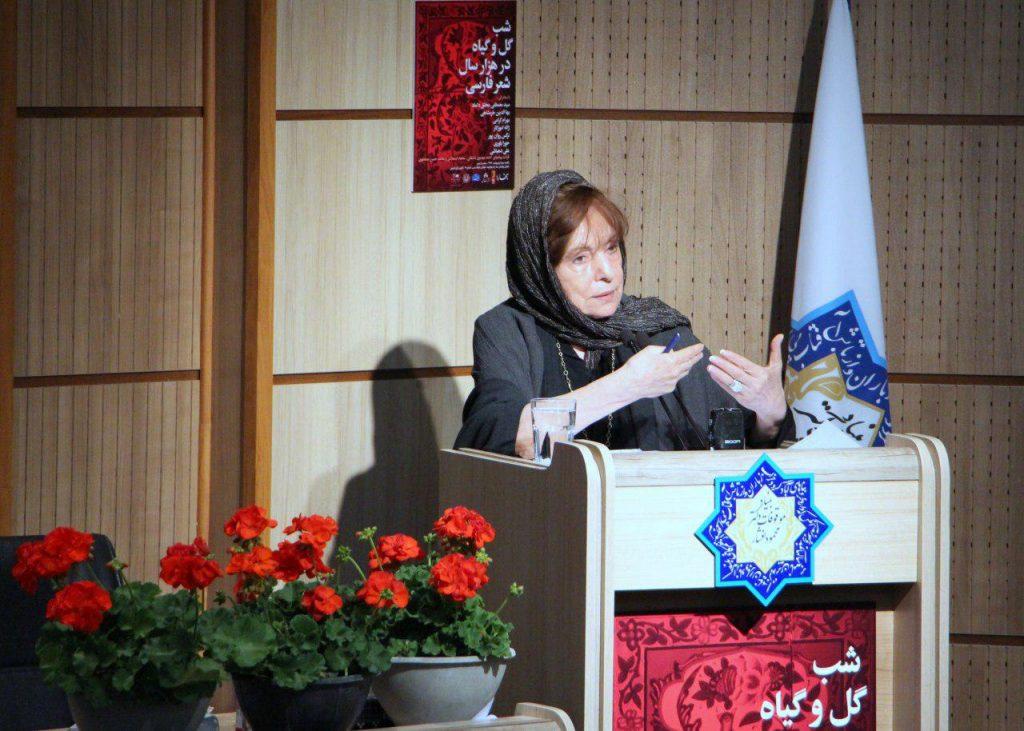 دکتر حورا یاوری به حسن انتخاب دکتر گرامی اشاره کرد