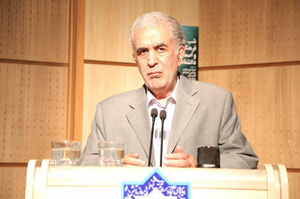 محمد علی سادات از ویژگی های دانشنامه دانش گستر سخن گفت